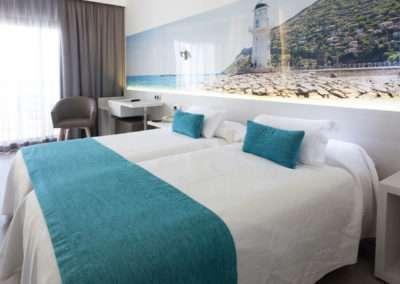 Hotel Timor y Obelisco