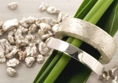 Awi anillos de plata
